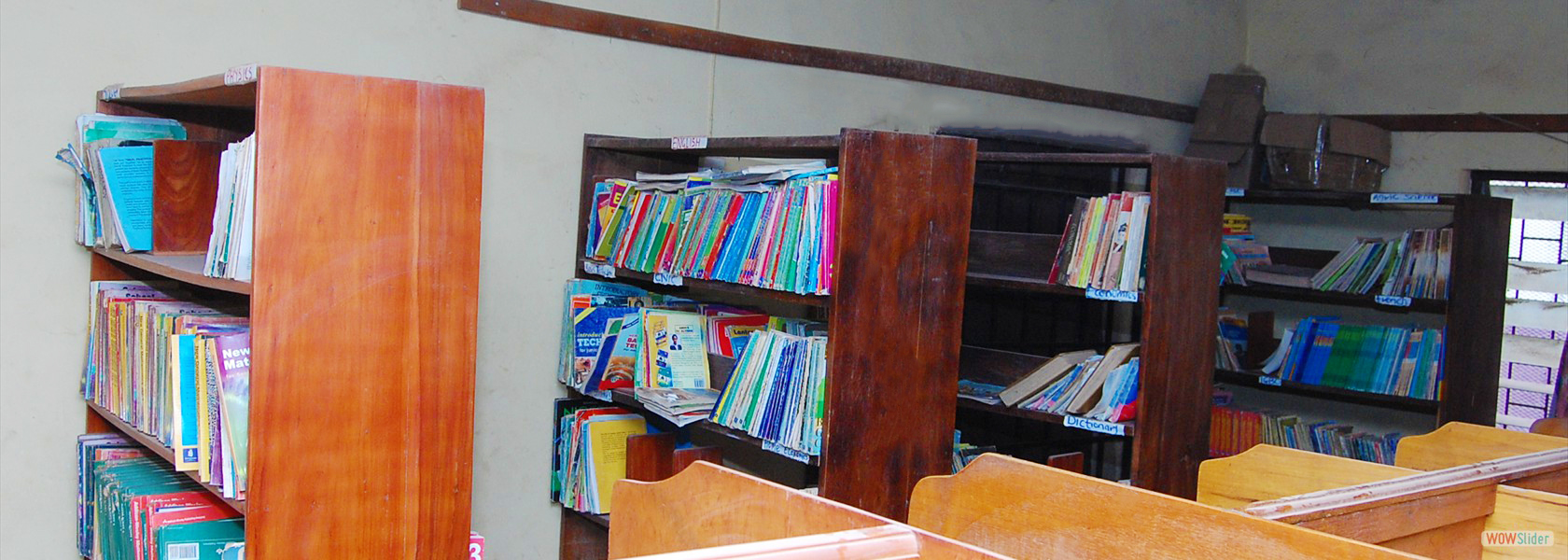 Up to Date School Library